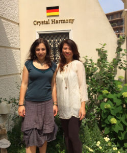 Japan Seelenfreunde Crystal Harmony