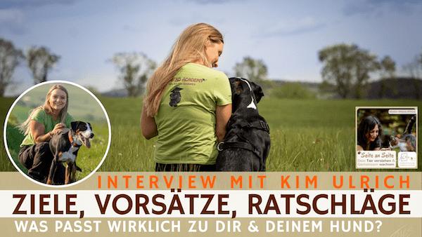 72 – Ziele, Vorsätze, Ratschläge – Was passt wirklich zu dir & deinem Hund?