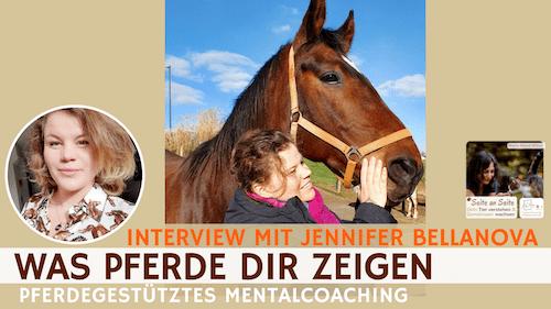 77 – Was Pferde dir über dich zeigen – Pferdegestärktes Coaching