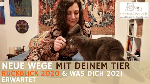 96 – Neue Wege mit deinem Tier – Was dich 2021 erwartet